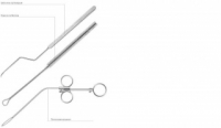 Петля полипная носовая с двумя наконечниками для рвущей и режущей петли ППН П