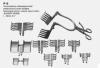 Ранорасширитель нейрохирургический, универсальный Егорова - Фрейдина Р-8 П